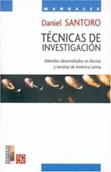 TECNICAS DE INVESTIGACION METODOS DESARROLLADOS EN DIARIOS Y REVISTAS DE AMERICA LATINA