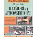 MANUAL DE ALBAÑILERIA Y AUTOCONSTRUCCION I