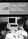 CALCULO PARA CIENCIAS ADMINISTRATIVAS BIOLOGICAS Y SOCI  ALES