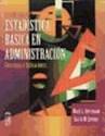 ESTADISTICA BASICA EN ADMINISTRACION CONCEPTOS Y APLICA  CIONES (6 EDICION)