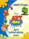 Libro ART ATTACK - ART NATURALEZA