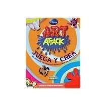 Libro ART ATTACK. JUEGA Y CREA