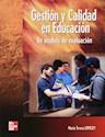 GESTION Y CALIDAD EN EDUCACION UN MODELO DE EVALUACION
