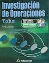 INVESTIGACION DE OPERACIONES (5 EDICION)(RUSTICA)