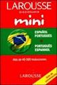 DICCIONARIO LAROUSSE MINI (ESPAÑOL / PORTUGUES) (PORTUGUES / ESPANHOL) (RUSTICA)