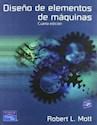 DISEÑO DE ELEMENTOS DE MAQUINAS CON CD ROM (4 EDICION)