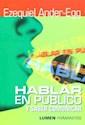 Libro HABLAR EN PUBLICO Y SABER COMUNICAR