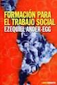 Libro FORMACION PARA EL TRABAJO SOCIAL