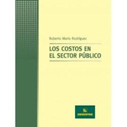 Libro COSTOS EN EL SECTOR PUBLICO, LOS