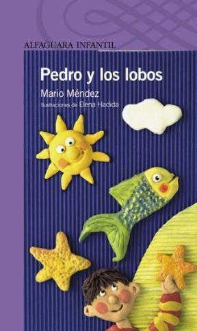 Libro PEDRO Y LOS LOBOS