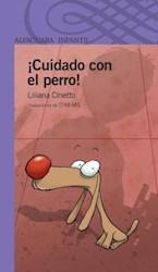 Libro CUIDADO CON EL PERRO!