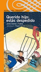 Libro QUERIDO HIJO: ESTAS DESPEDIDO