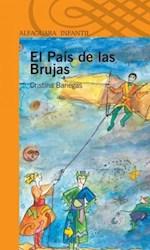 Libro EL PAIS DE LAS BRUJAS