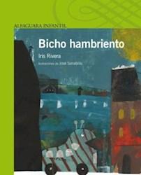 Libro BICHO HAMBRIENTO