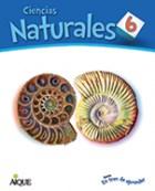 Libro CIENCIAS NATURALES 6 AIQUE SERIE EN TREN DE APRENDER (NOVEDAD 2013)