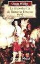 Libro IMPORTANCIA DE LLAMARSE ERNESTO - ABANICO DE LADY WINDE RMERE (COLECCION NOGAL)