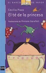 Libro TE DE LA PRINCESA, EL