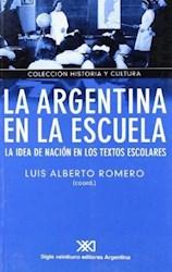 Libro ARGENTINA EN LA ESCUELA, LA