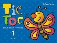 TIC TOC 1 juego, dibujo y aprendo