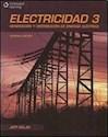 ELECTRICIDAD 3 GENERACION Y DISTRIBUCION DE ENERGIA ELECTRICA (9/EDICION)
