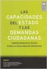Libro CAPACIDADES DEL ESTADO Y LAS DEMANDAS CIUDADANAS, LAS