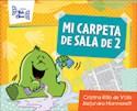 MI CARPETA DE SALA DE 2 HOLA CHICOS (RUSTICA)