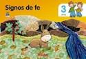 SIGNOS DE FE 3 AÑOS EDEBE (SERIE TOBIH)