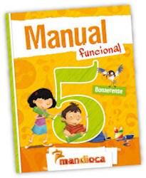Libro MANUAL FUNCIONAL 5 MANDIOCA BONAERENSE (NOVEDAD 2012)