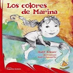 Libro COLORES DE MARINA, LOS