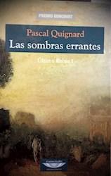 Libro Las Sombras Errantes