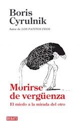MORIRSE DE VERGUENZA EL MIEDO A LA MIRADA DEL OTRO
