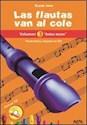FLAUTAS VAN AL COLE VOLUMEN 3 AMBAS MANOS (INCLUYE CD)