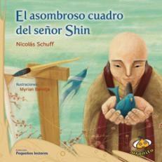 Libro ASOMBROSO CUADRO DEL SEÑOR SHIN
