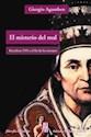 MISTERIO DEL MAL BENEDICTO XVI Y EL FIN DE LOS TIEMPOS  (FILOSOFIA E HISTORIA)