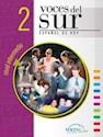 VOCES DEL SUR 2 ESPAÑOL DE HOY NIVEL INTERMEDIO [C/CD]