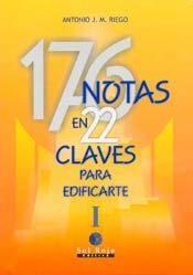 Libro 176 NOTAS EN 22 CLAVES PARA EDIFICARTE.