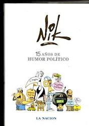 Libro 15 AÑOS DE HUMOR POLITICO. NIK