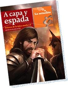 Papel A Capa Y Espada-Relatos De Epica Medieval
