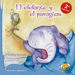 Libro ELEFANTE Y EL PARAGUAS, EL