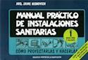 MANUAL PRACTICO DE INSTALACIONES SANITARIAS (TOMO 1) AGUA FRIA Y CALIENTE (7 EDICION)