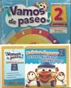 VAMOS DE PASEO 2 (AREAS INTEGRADAS + BOLETO PARA PASEAR) (SERIE VAMOS DE PASEO) (NOVEDAD 2017)