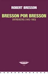 Libro Bresson Por Bresson