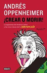 Libro CREAR O MORIR