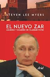 NUEVO ZAR ASCENSO Y DOMINIO DE VLADIMIR PUTIN (RUSTICA)