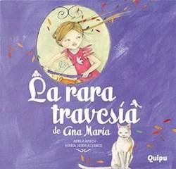 Libro RARA TRAVESIA DE ANA MARIA, LA (TD)