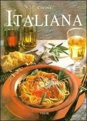 Libro COCINA INTERNACIONAL ITALIANA