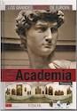 GALERIA DE LA ACADEMIA FLORENCIA (C/DVD) (LOS GRANDES MUSEOS DE EUROPA) (CARTONE)