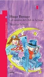 Libro HUGO BESUGO Y EL MISTERIO DEL CLUB DE LA LUNA