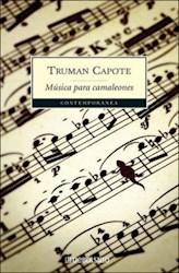Libro MUSICA PARA CAMALEONES