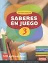 SABERES EN JUEGO 3 S M APRENDEMOS AREAS INTEGRADAS